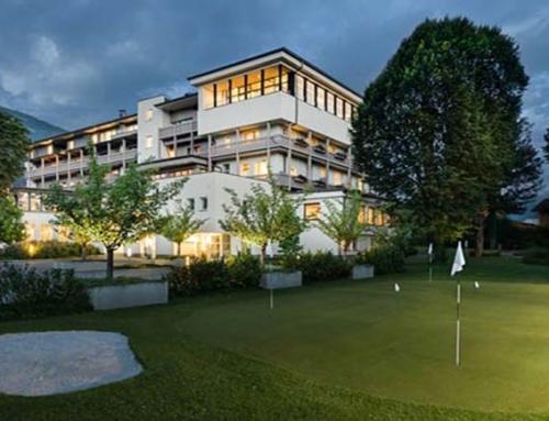Golf and Mayr at Park Igls