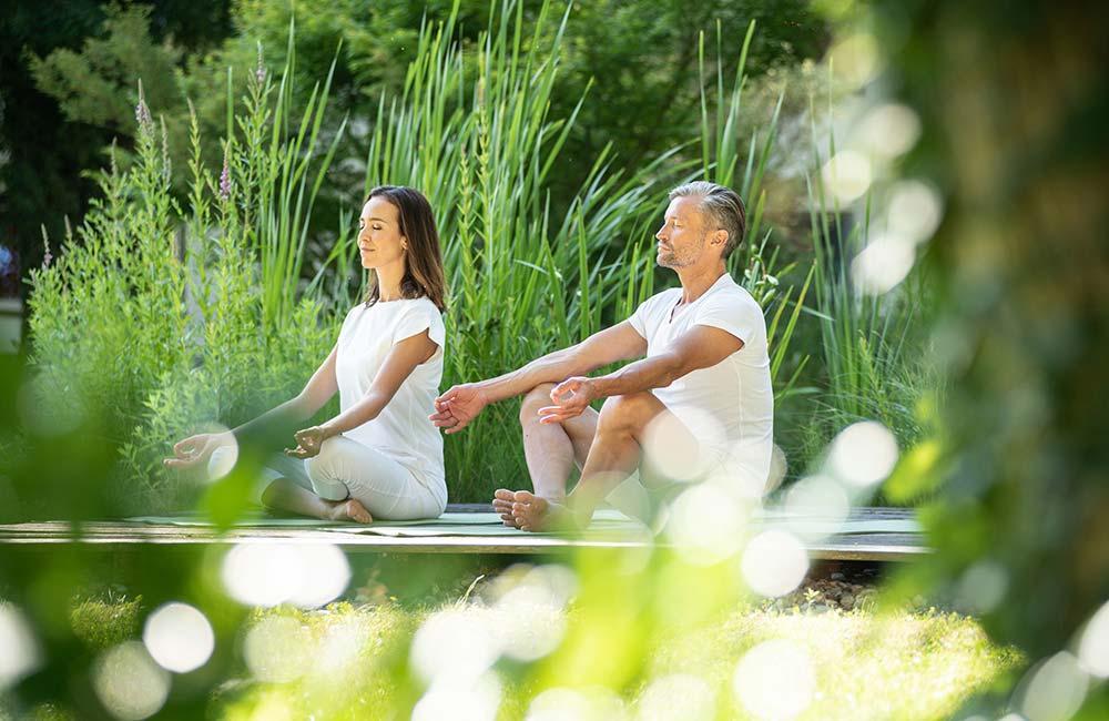 Yoga meets Mayr for a healing health retreat at Park Igls Mayr clinic
