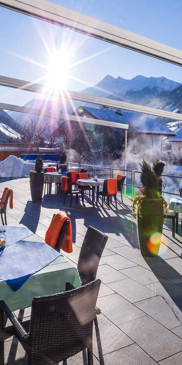 4 star hotel Happy Stubai Neustift Tyrol