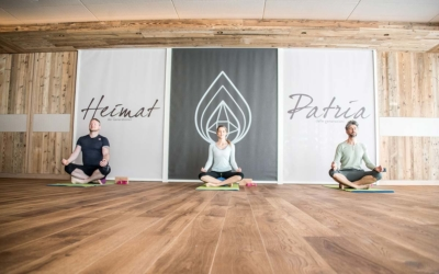 4 star superior Hotel Plunhof Italy Yoga