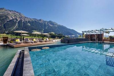 4 star superior spa hotel Italy Plunhof Ridnaun Sterzing South Tyrol