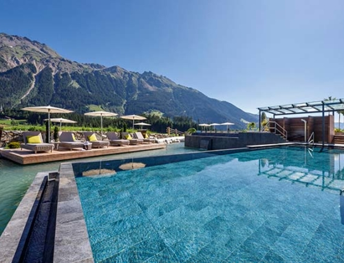 Spa in South Tyrol