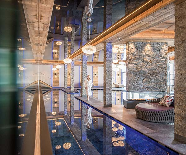 4 star superior wellness hotel Italy Plunhof