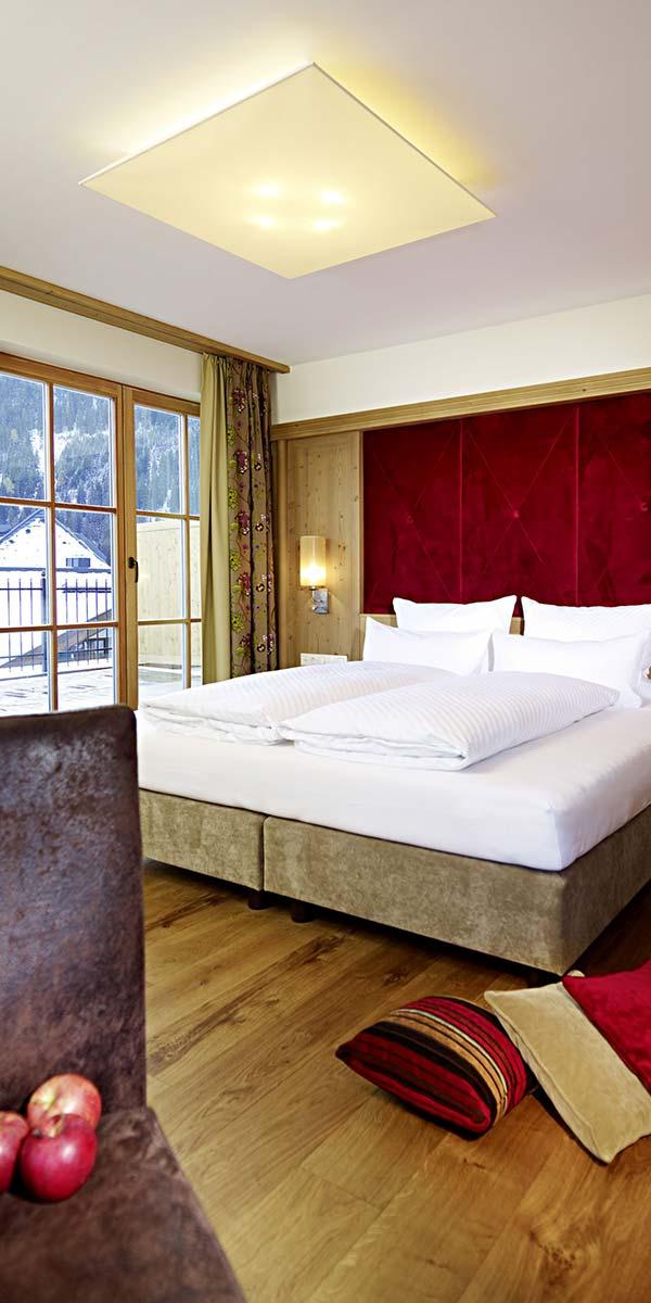 5 star Schlosshote Fiss Tyrol Austria accommodation
