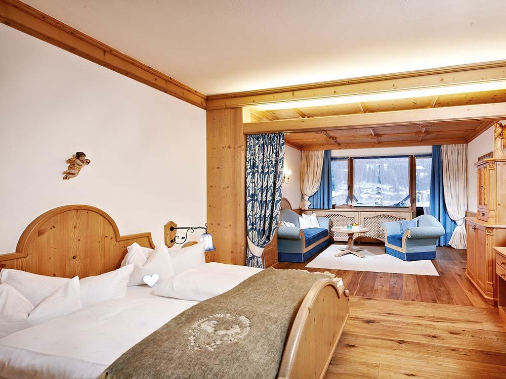 5 star ski hotel Neustift Stubai Tyrol