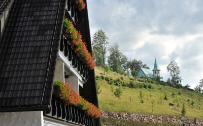 5 star superior Hotel Dollenberg Black Forest Germany exterior