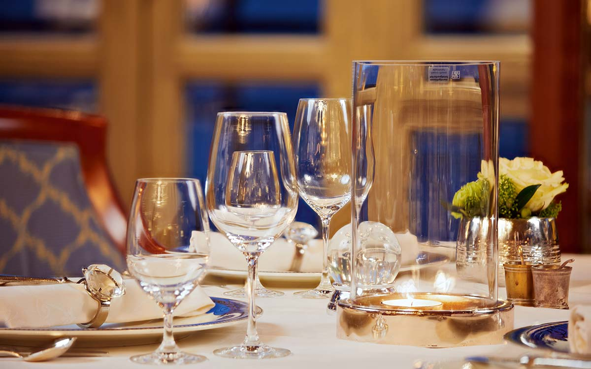 5 star superior hotel Dollenberg Michelin starred restaurant Le Pavillon