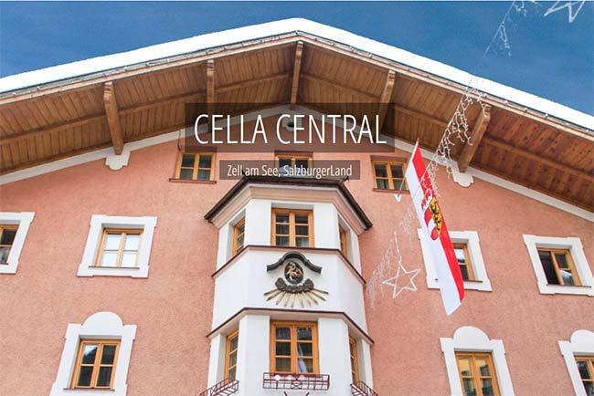 Cella Central Historic Boutique Hotel
