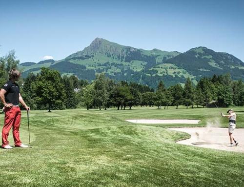 Gourmet golf