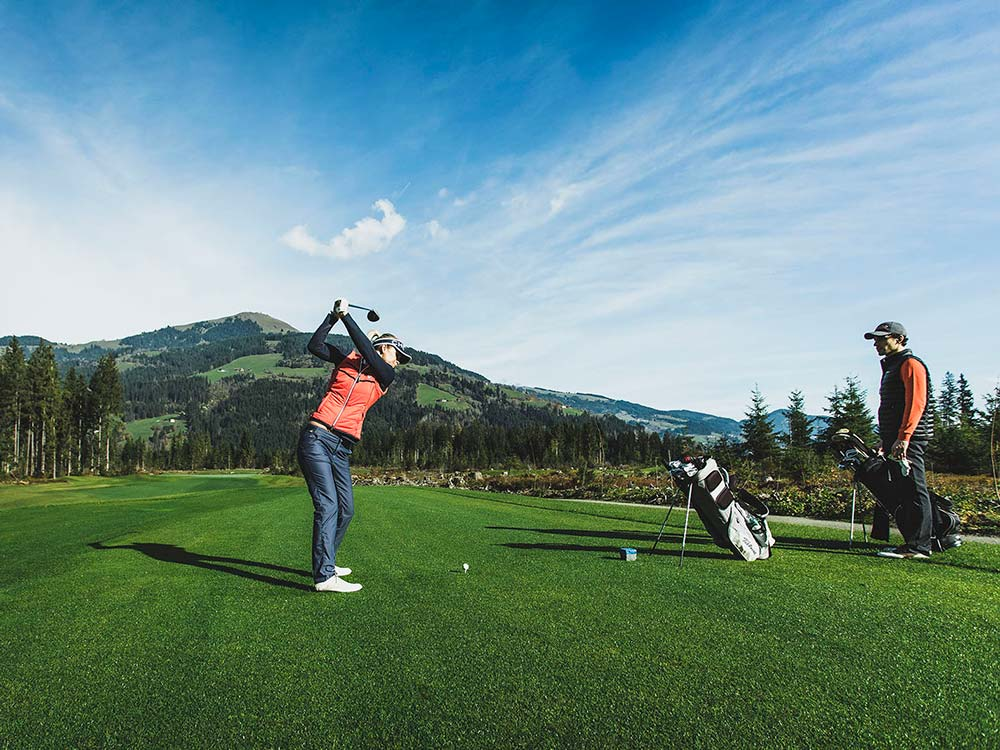 Gourmet golf holiday at Hotel Restaurant Spa Rosengarten in Kirchberg