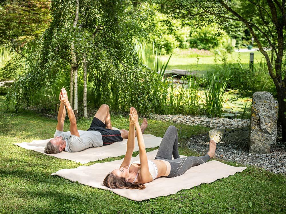 Healthy summer More than Mayr at Park Igls Niche Destinations