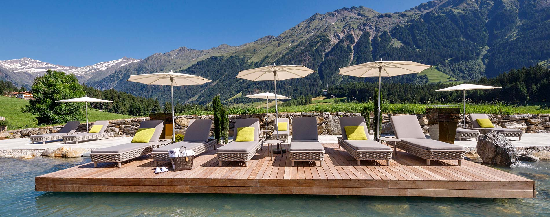 Niche escape in Italy Hotel Plunhof Ridnaun, South Tyrol Italy
