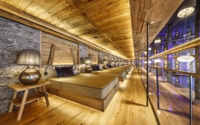 Hotel Plunhof Spa Minera Italy Ridnaun