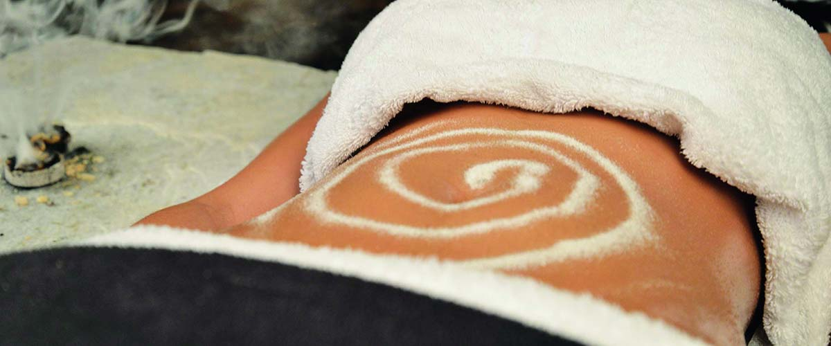 Hotel Plunhof Spa Minera Salt Treatments
