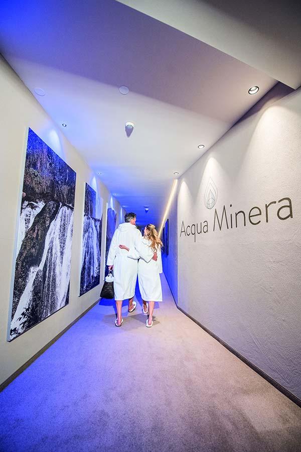 Hotel Plunhof Spa Minera experience