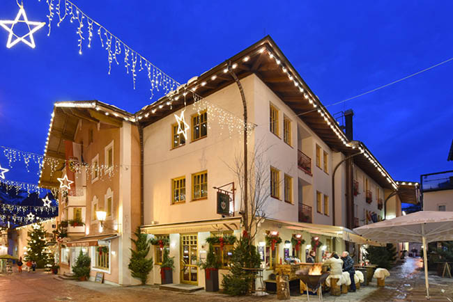 Niche Destinations hotel collection Cella Central Zell am See Winter