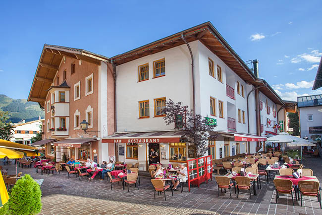 Niche destinations Hotel collection Cella Central Zell am See