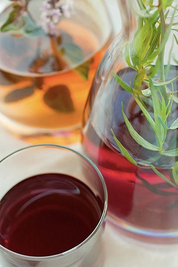 Park Igls beat the eat drink herbal teas