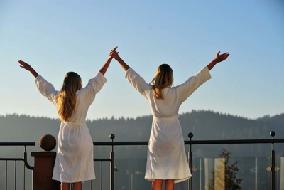 Relais Chateaux Hotel Dollenberg 5 star superior spa hotel black forest germany destress