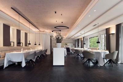 Restaurant La Source Domaine La Butte aux Bois Belgium