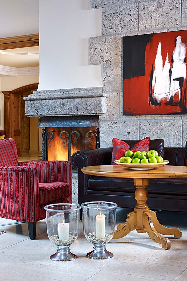 Schlosshotel Fiss 5 star hotel Tyrol