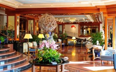 Schwarzwald Resort Dollenberg 5 star superior hotel entree