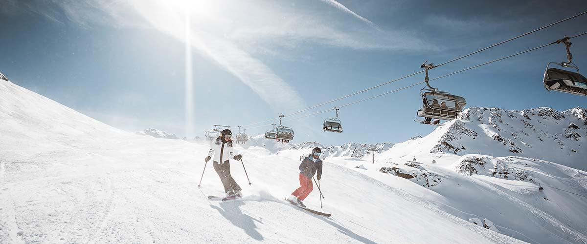 Ski area Obergurgl Hochgurgl