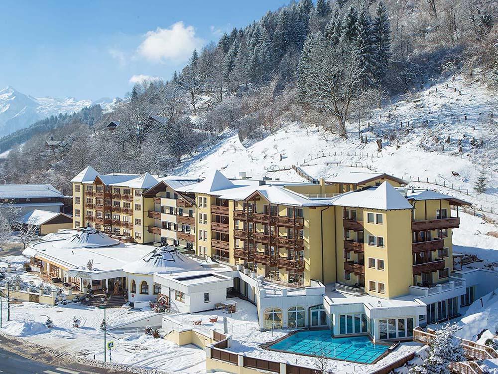 Sporthotel Alpenblick Zell am Seee SalzburgerLand Austria