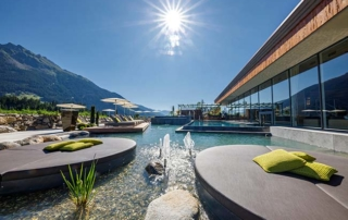 Wellnessurlaub in Südtirol Wellnesshotel Plunhof 4 Sterne superior Ridnaun Ratschings Italien