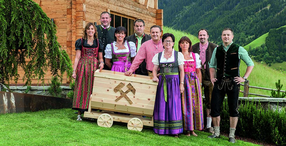 Family, tradition and nature are at the core of Hotel Plunhof in South Tyrol