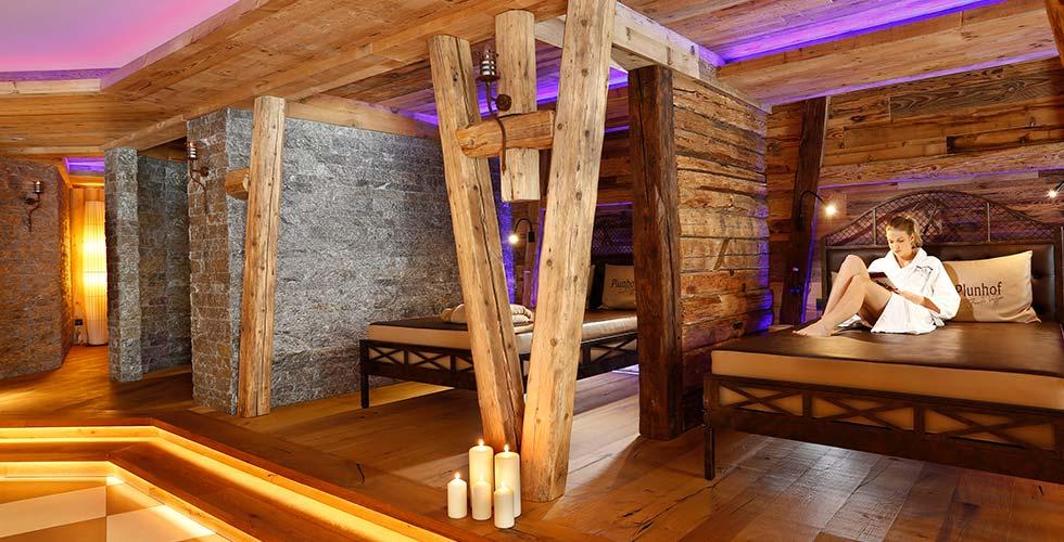 Wellnessurlaub in Südtirol Wellnesshotel Plunhof 4 Sterne superior Ridnaun Ratschings Italien