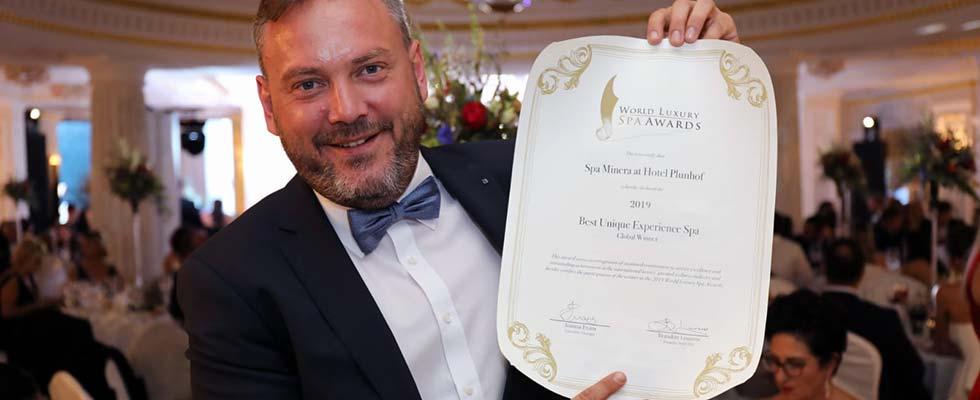 World Luxury Spa Awards Nordtirol Südtirol glänzen weltweit europaweit