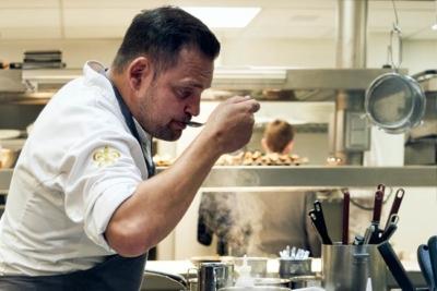 2 Michelin Star Chef Ralf Berendsen Lanaken