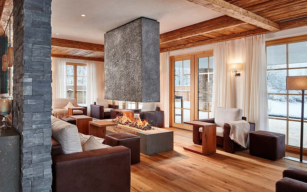 5 star spa hotel Tyrol Austria Spa chalet