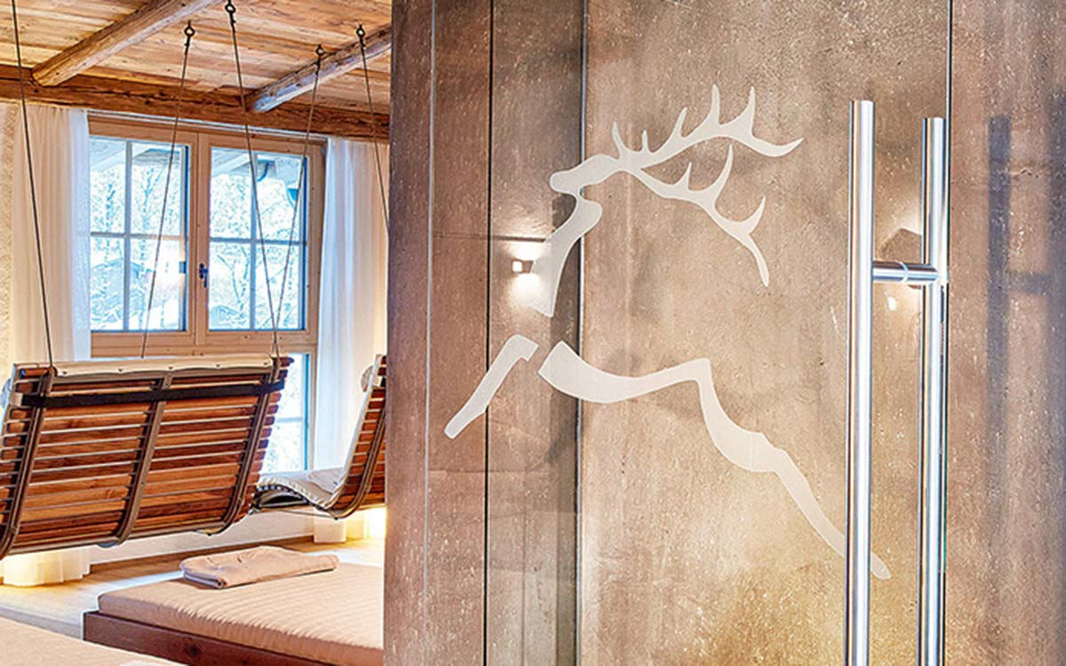 5 star wellnesshotel Jagdhof Neustift Stubai Valley award winning Spa