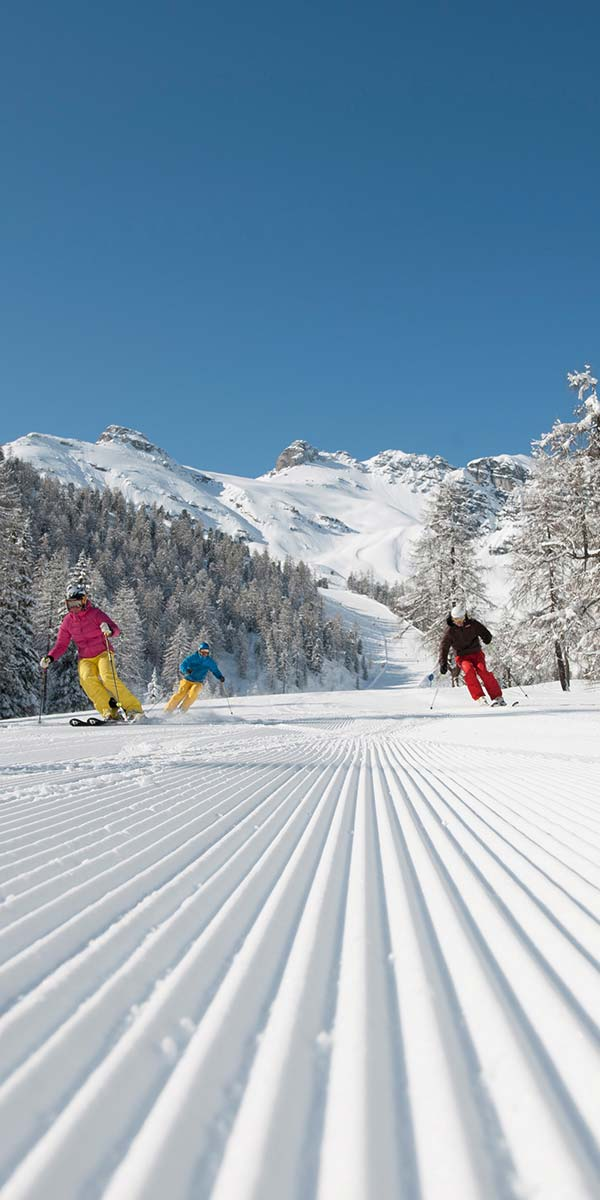 Family ski holiday in the Stubai Valley with Niche Destinations