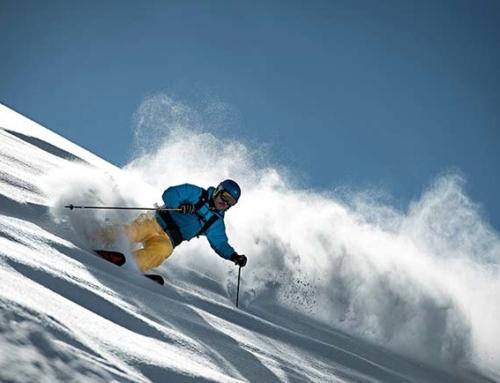 Family ski holiday in Stubai