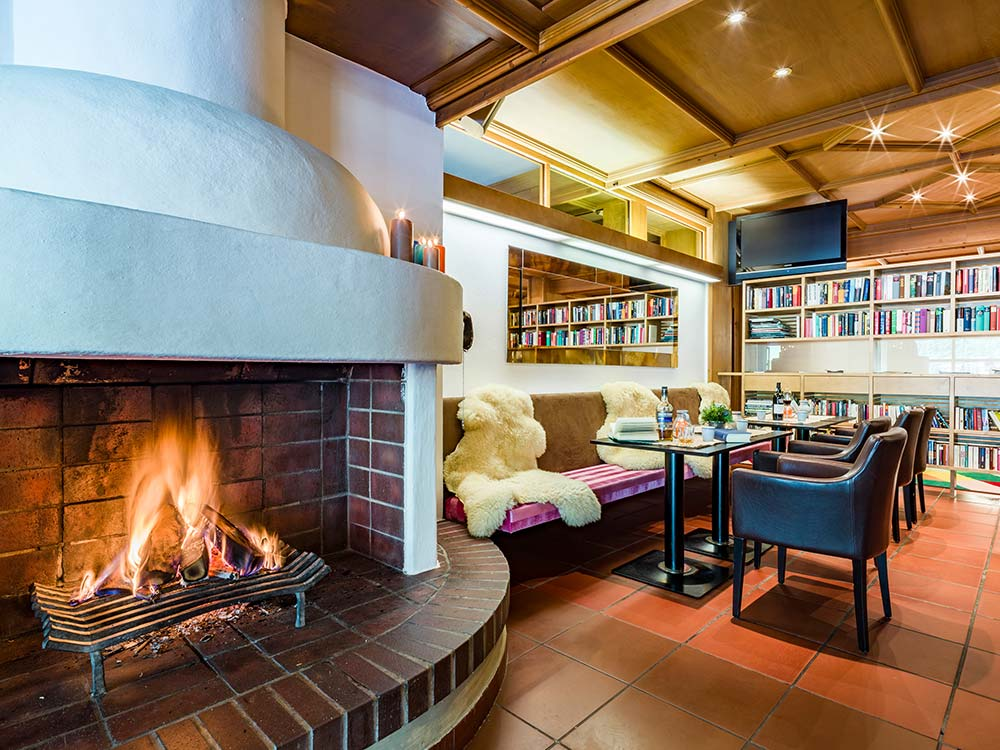 Happy Stubai Hotel Hostel Neustift Stubaital Lounge bar