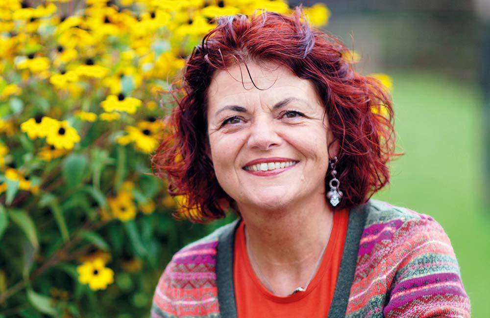 Healing spelt – Brigitte Pregenzer sheds the light on this super-grain