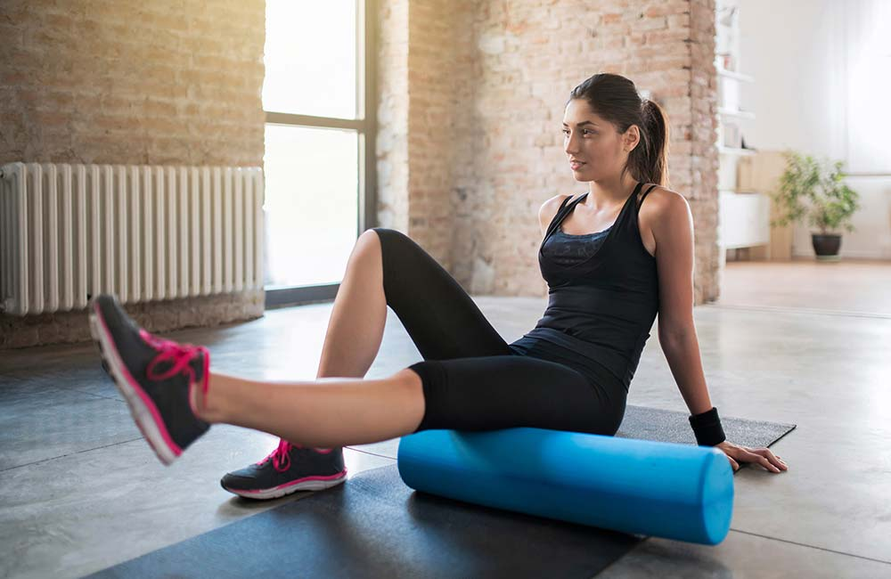Park Igls Fascia training workout for greater ease iStock