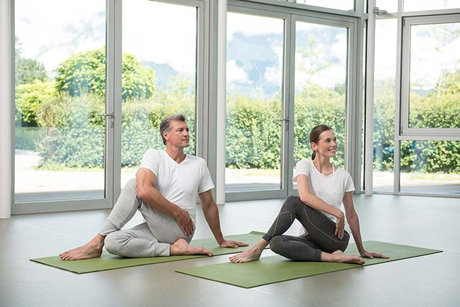 Park Igls Medical Yoga