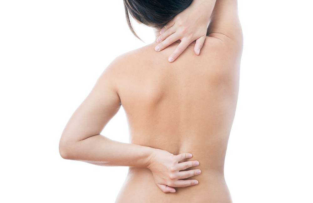 Park Igls holistic diagnosis and therapies counteract back pains