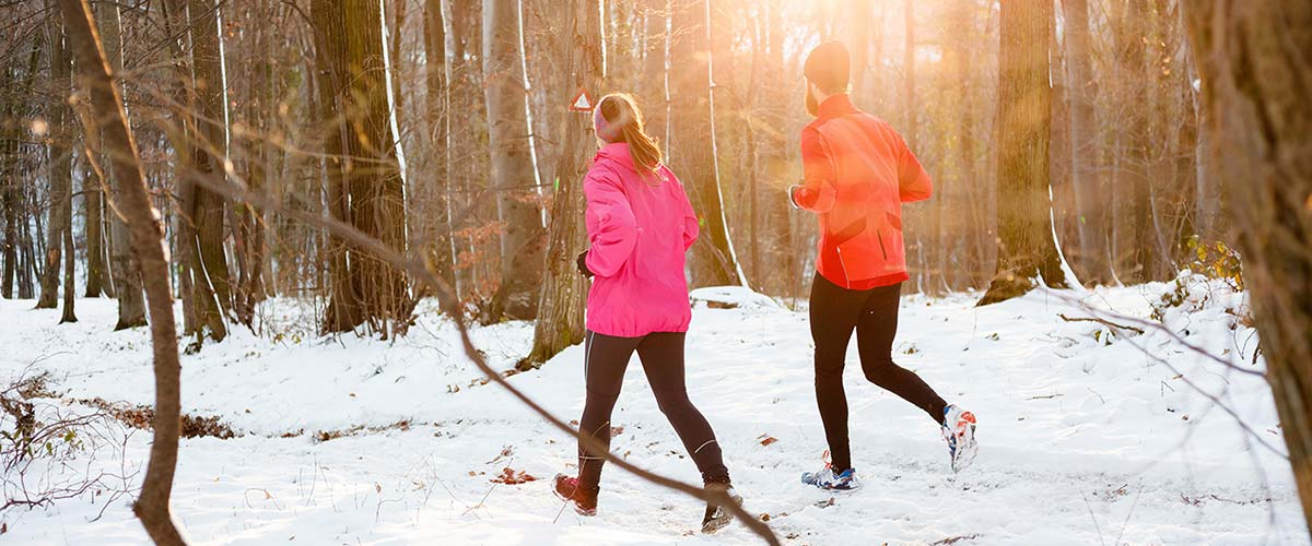 Park Igls keep moving with regular exercise