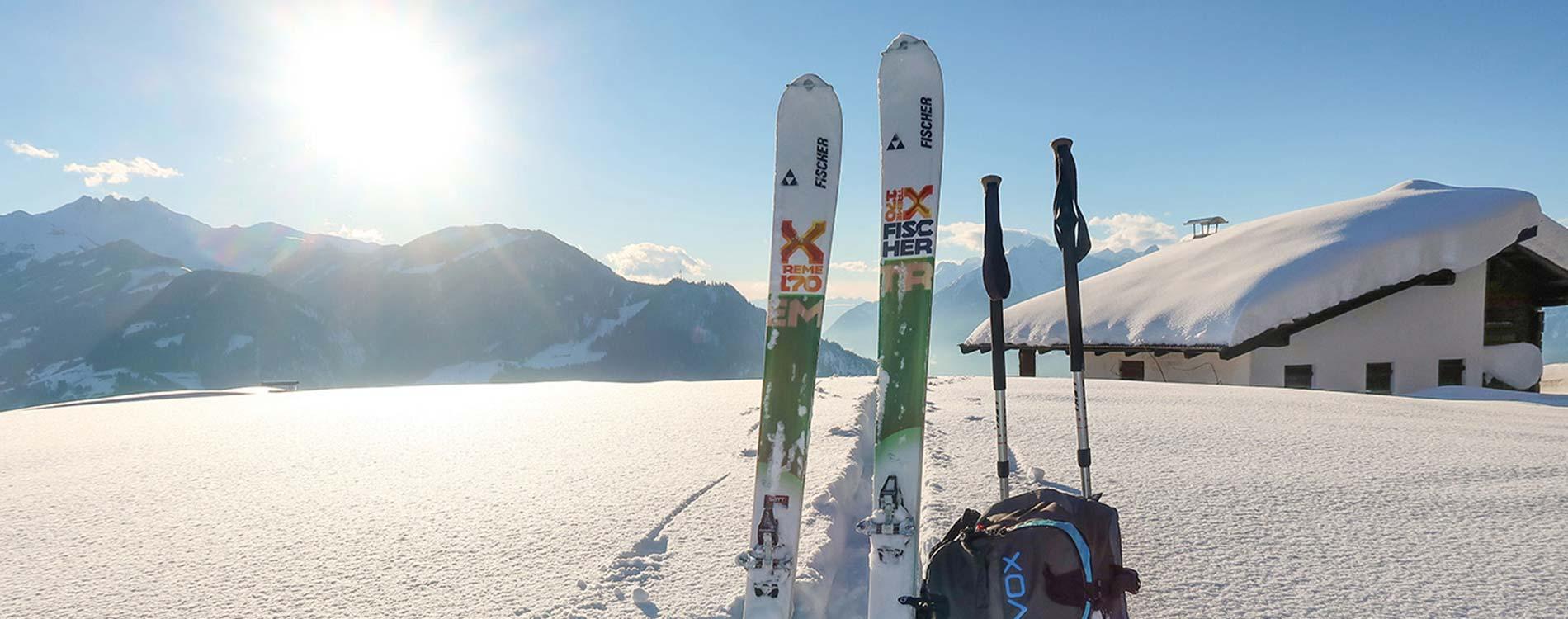 Ski Jewel Alpbachtal Seenland Tyrol Austria