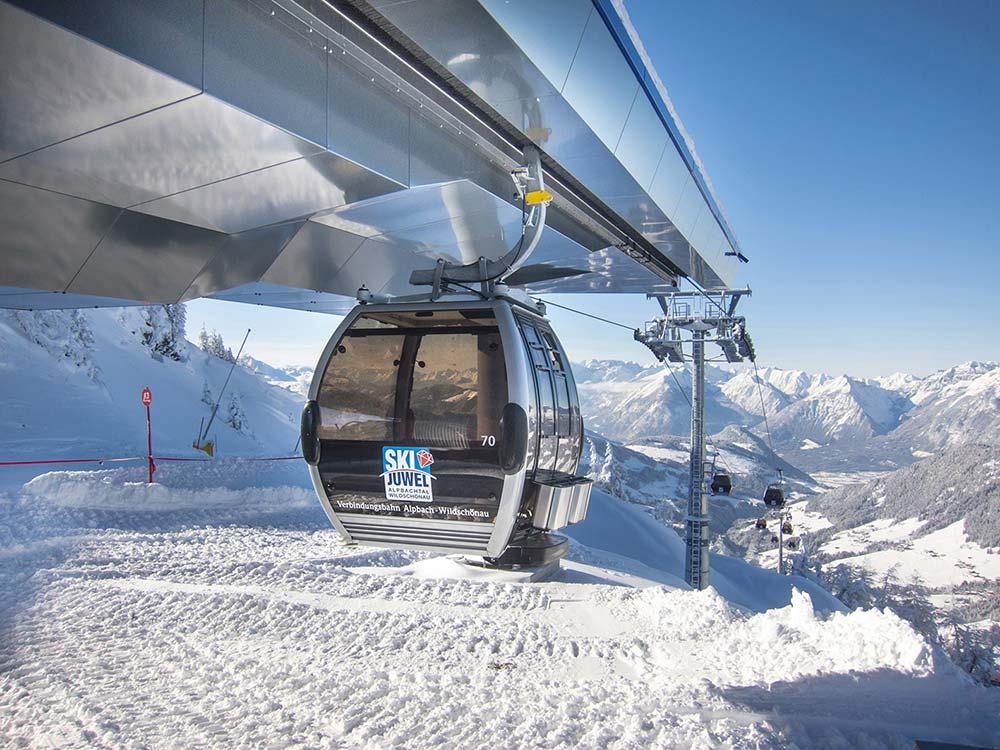 Ski Jewel Alpbachtal Seenland Tyrol