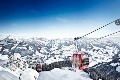 Skiing in Kitzbühel, Tyrol, Austria with Niche Destinations