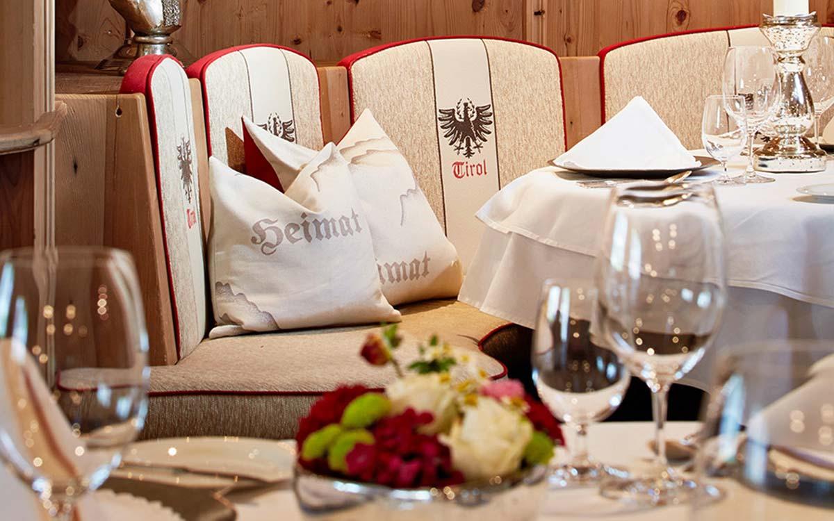 Spa Hotel Jagdhof award winning cuisine