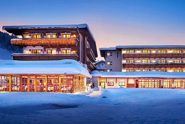 4 star Ayurveda Resort Sonnhof European Ayurveda Thiersee Tyrol Austria