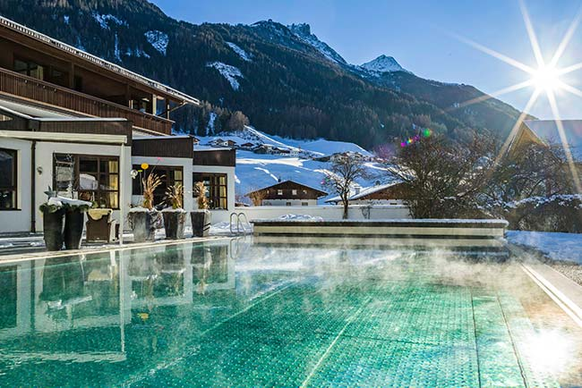 4 star hotel Happy Stubai Neustift Tyrol Austria