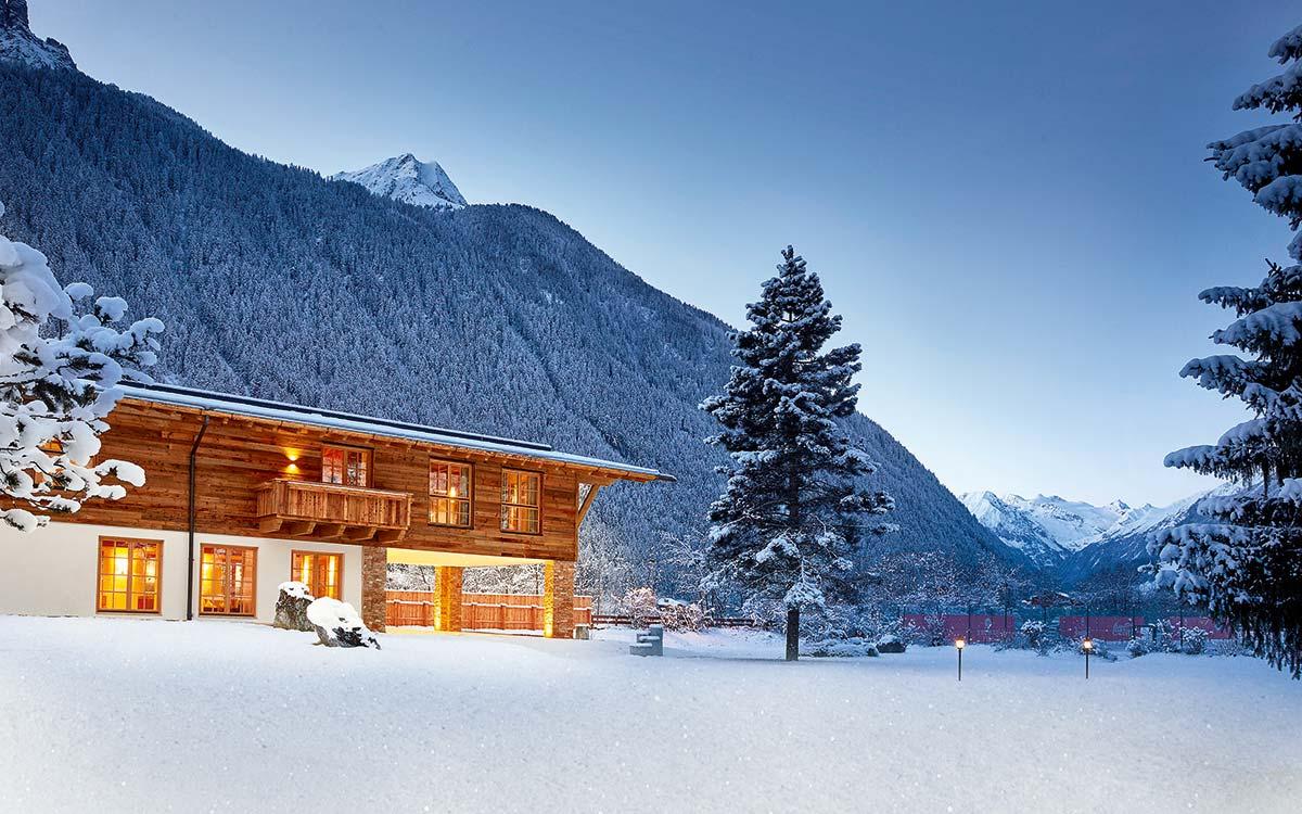 5 star Hotel Jagdhof Stubai Valley Tyrol